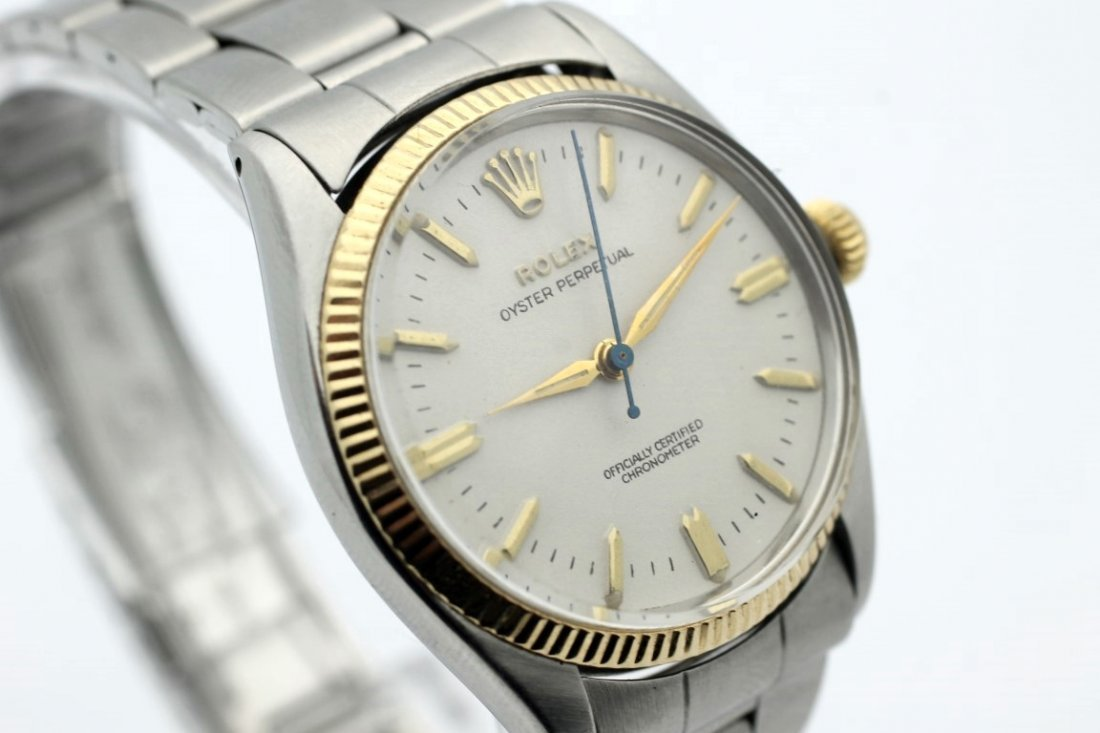 1956 ROLEX Oyster Perpetual Oficially Certified - 2