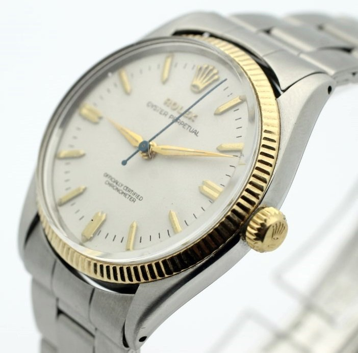 1956 ROLEX Oyster Perpetual Oficially Certified - 3