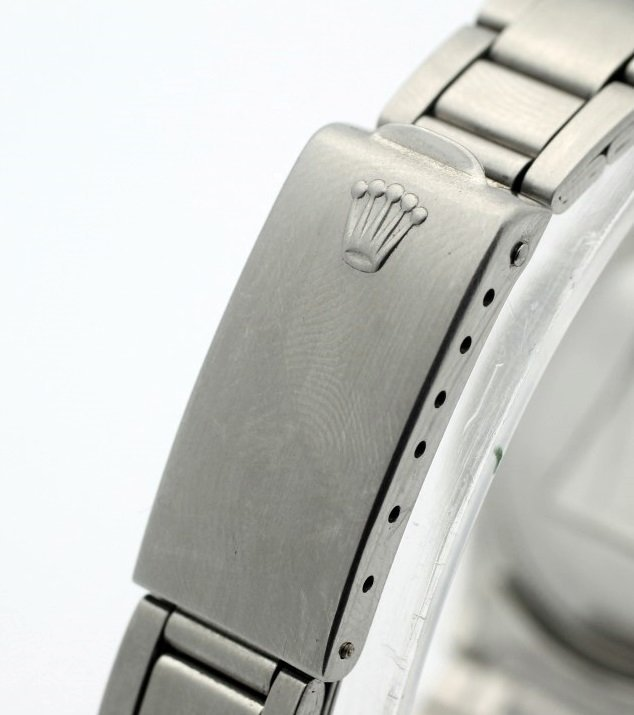 1956 ROLEX Oyster Perpetual Oficially Certified - 4