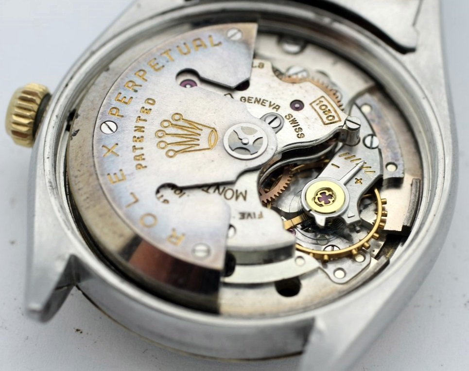 1956 ROLEX Oyster Perpetual Oficially Certified - 6
