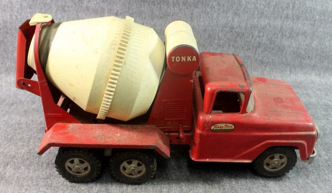 1960 u0027s tonka toys cement mixer concrete truck
