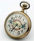 Circa 1912 HAMILTON 924 17j 18s STUTZ Pocket Watch