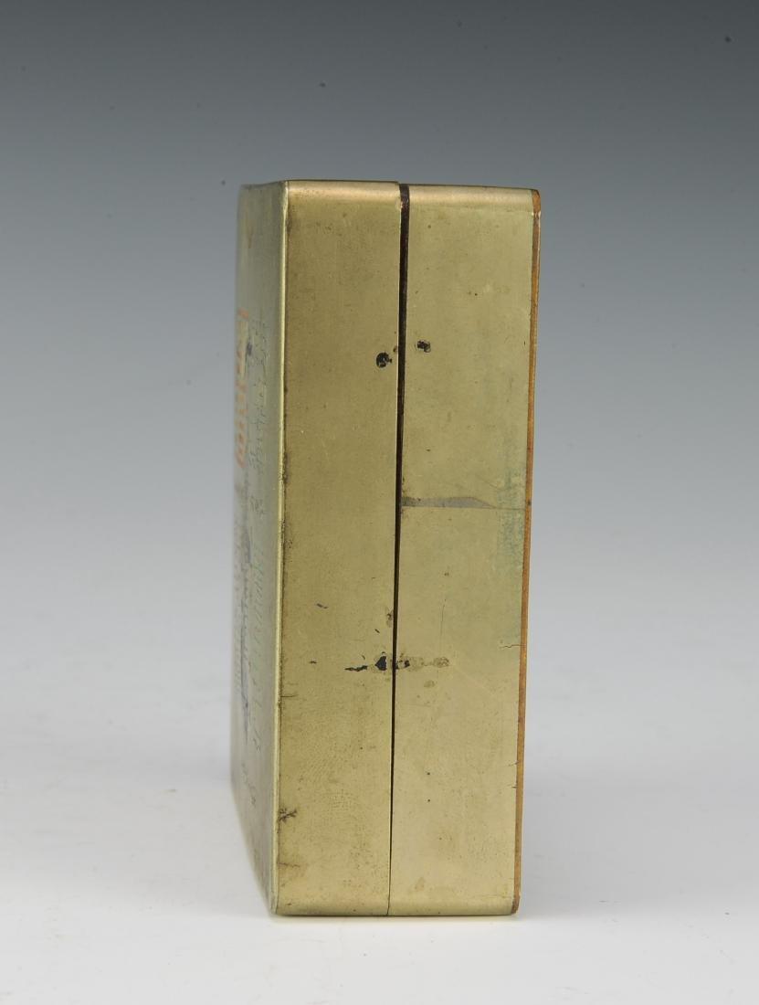 Brass & Copper Ink Box for Qiu Zhiren, Republic Period - 6