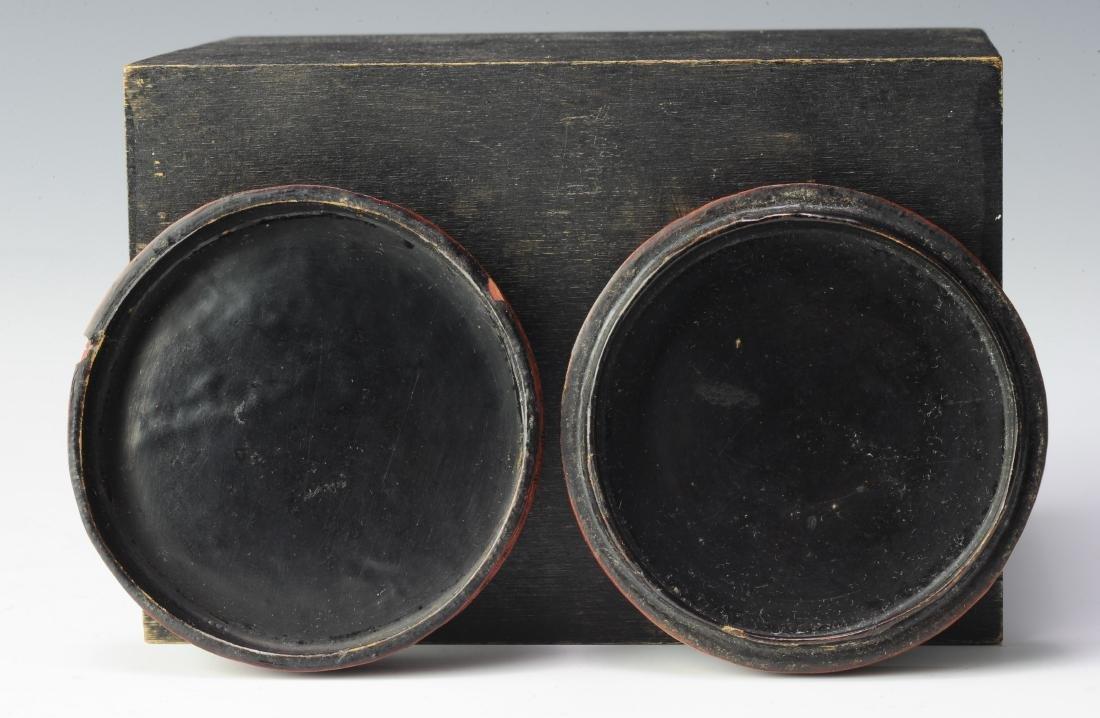 Small Cinnabar Box, 18th Century - 4