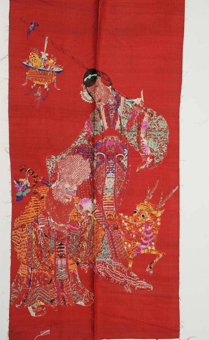 Magu Embroidery, Qing Dynasty - 5