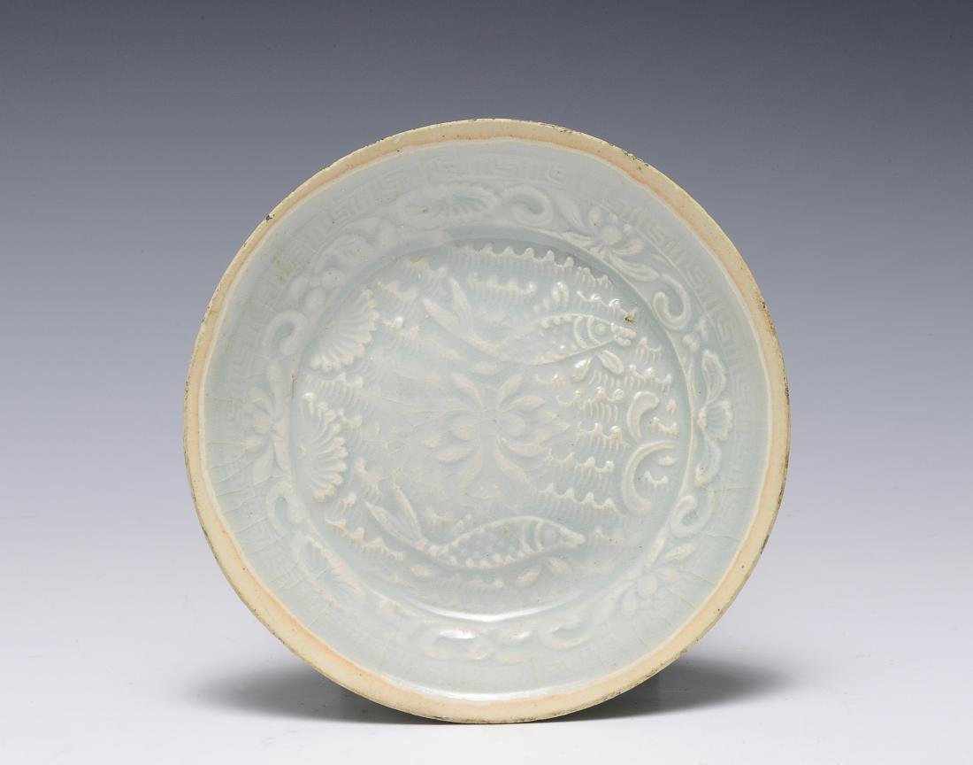 Small Ceramic Plate, Song Dynasty