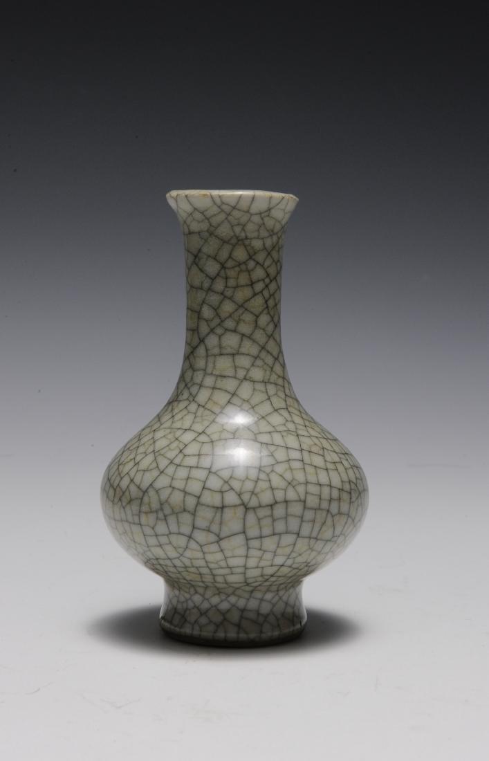 Ge Glaze Vase, 18th Century - 3