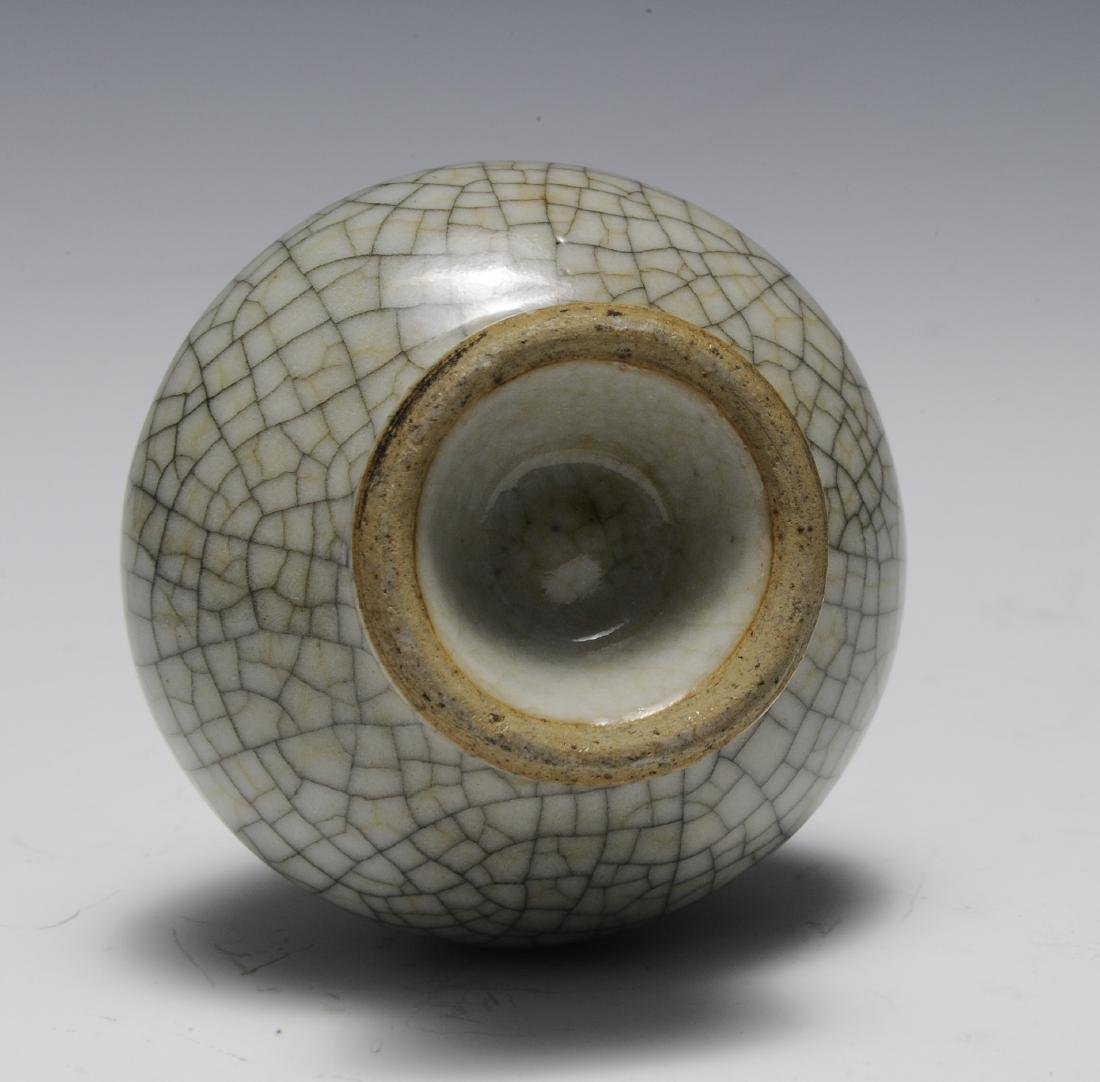 Ge Glaze Vase, 18th Century - 7