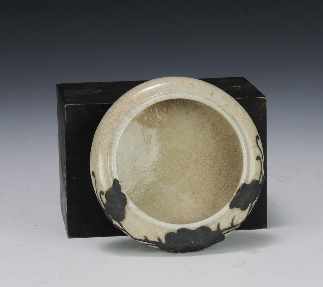 Five Ge Glaze Brush Washers, 19th Century - 7