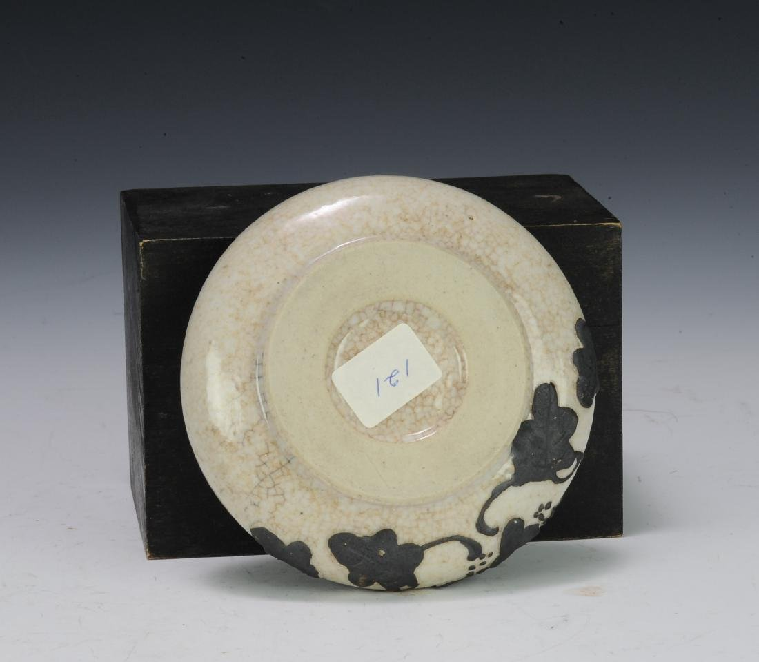Five Ge Glaze Brush Washers, 19th Century - 8