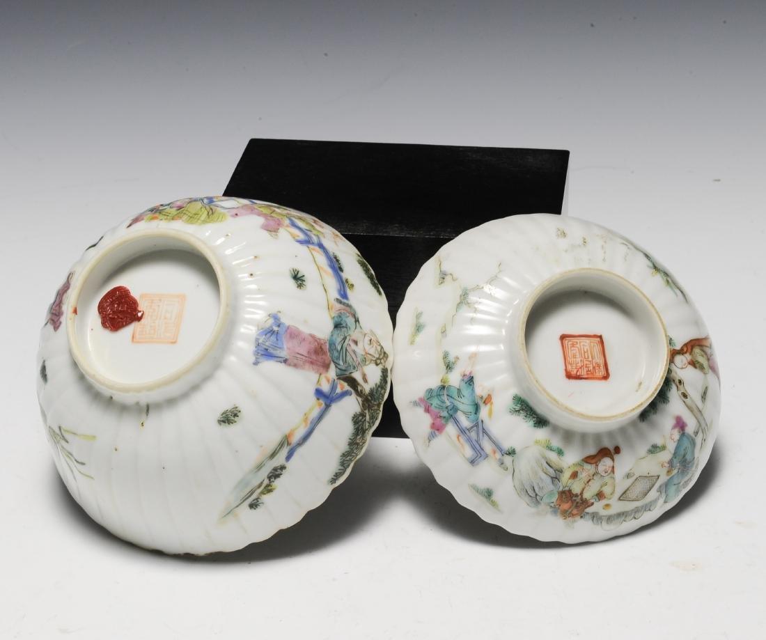 Three Porcelain Items, 18th - 19th Century - 6