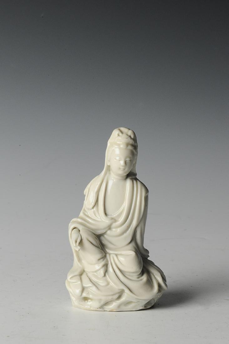 Blanc de Chine Guanyin, 17th - 18th Century