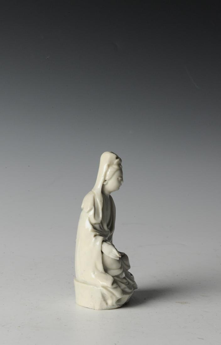 Blanc de Chine Guanyin, 17th - 18th Century - 2