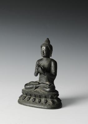 Bronze Buddha, 18th Century