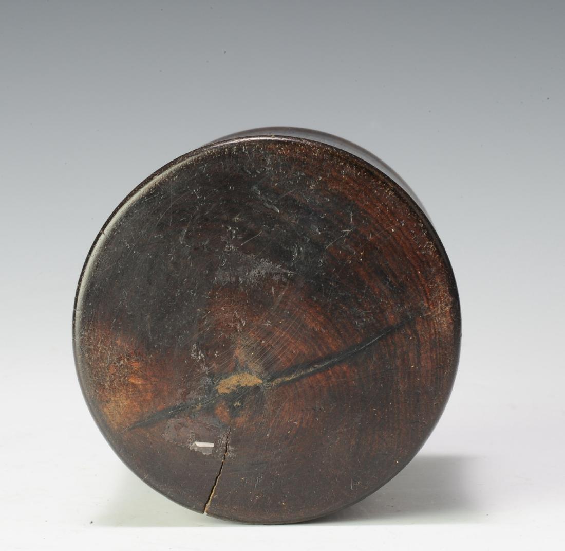 Huanghuali Brush Pot, 18th Century - 6