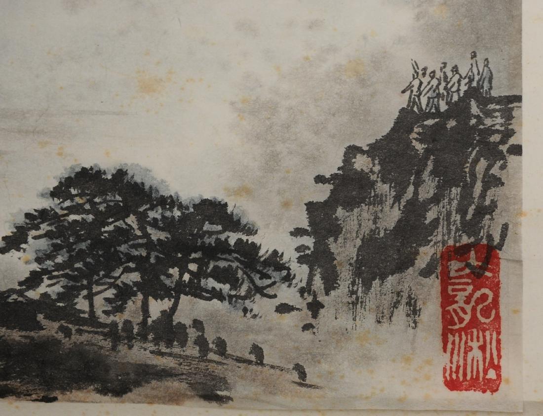 Two Paintings, Chen Shuijin - 2
