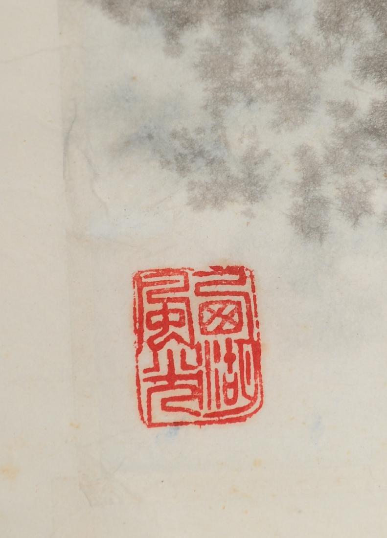 Two Paintings, Chen Shuijin - 5