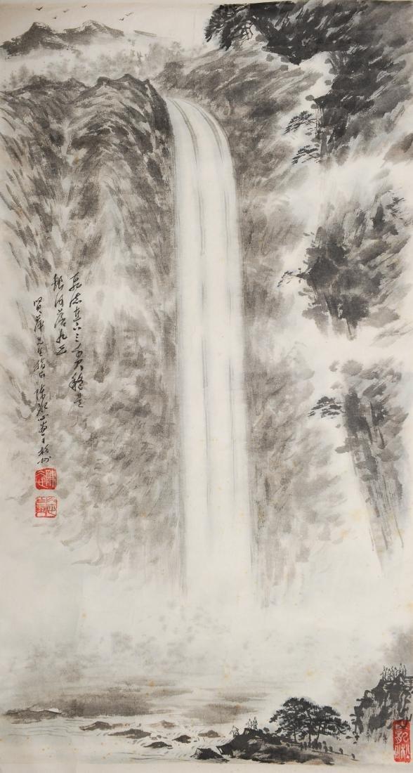 Two Paintings, Chen Shuijin - 6