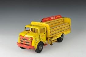 Large Marx Coca-Cola Truck No. 22