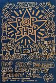"Original Keith Haring ""Pop Shop"" Print"