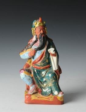 Guan Gong Figure