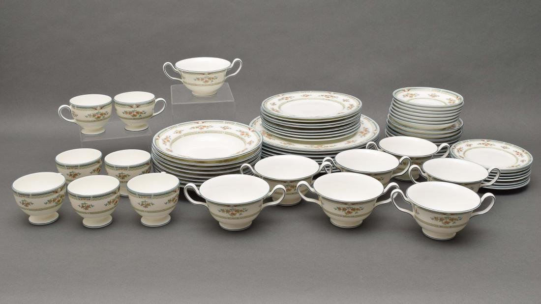 Wedgwood Hampshire China Service for Eight (63)