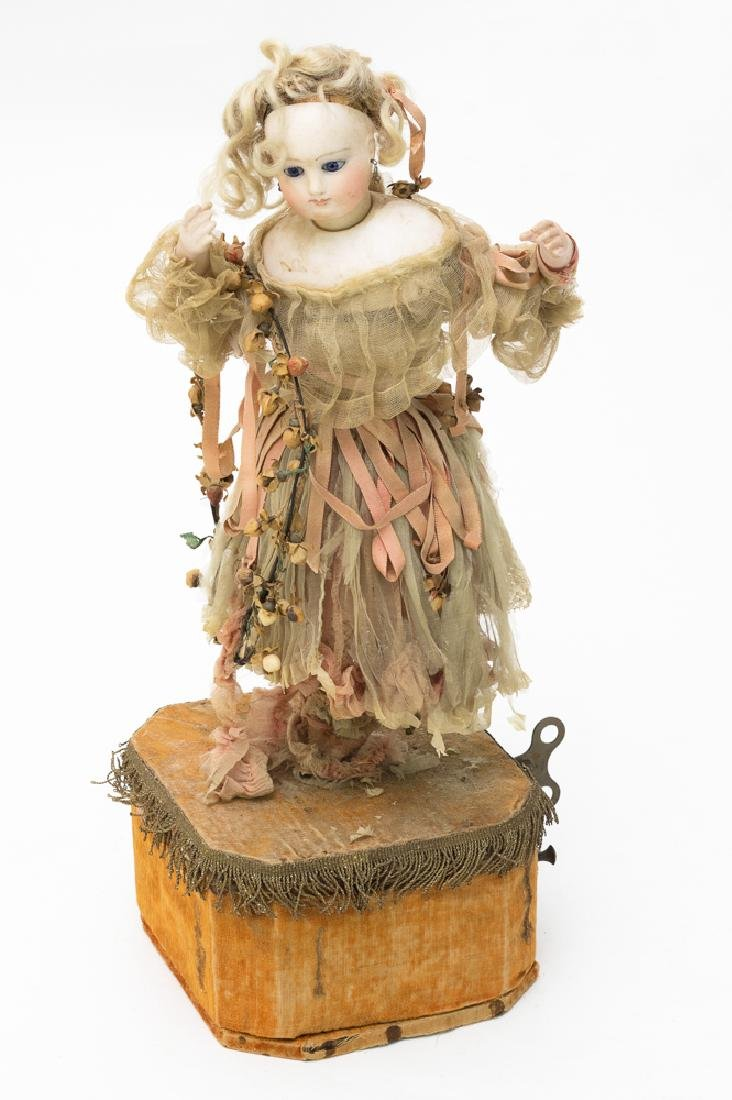 Ballerina Automaton, Roullet & Decamps