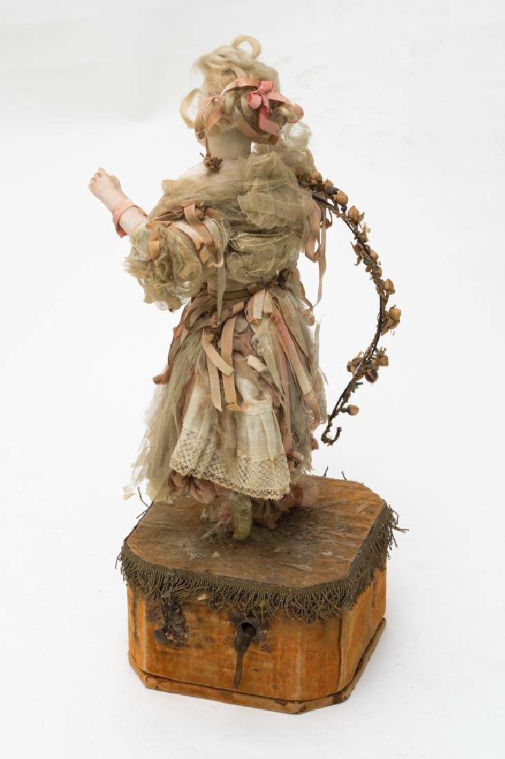Ballerina Automaton, Roullet & Decamps - 2