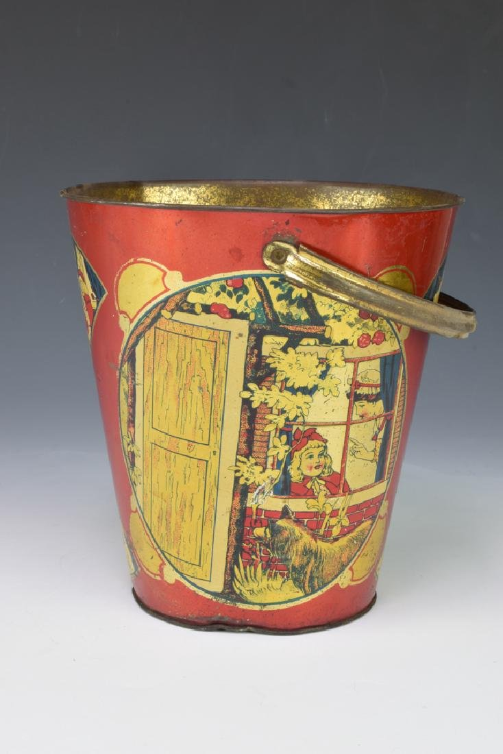 Little Red Riding Hood Sand Pail by T. Cohn - 3