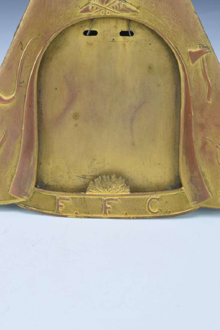 Improved Order of Red Men, Brass Frame - 3