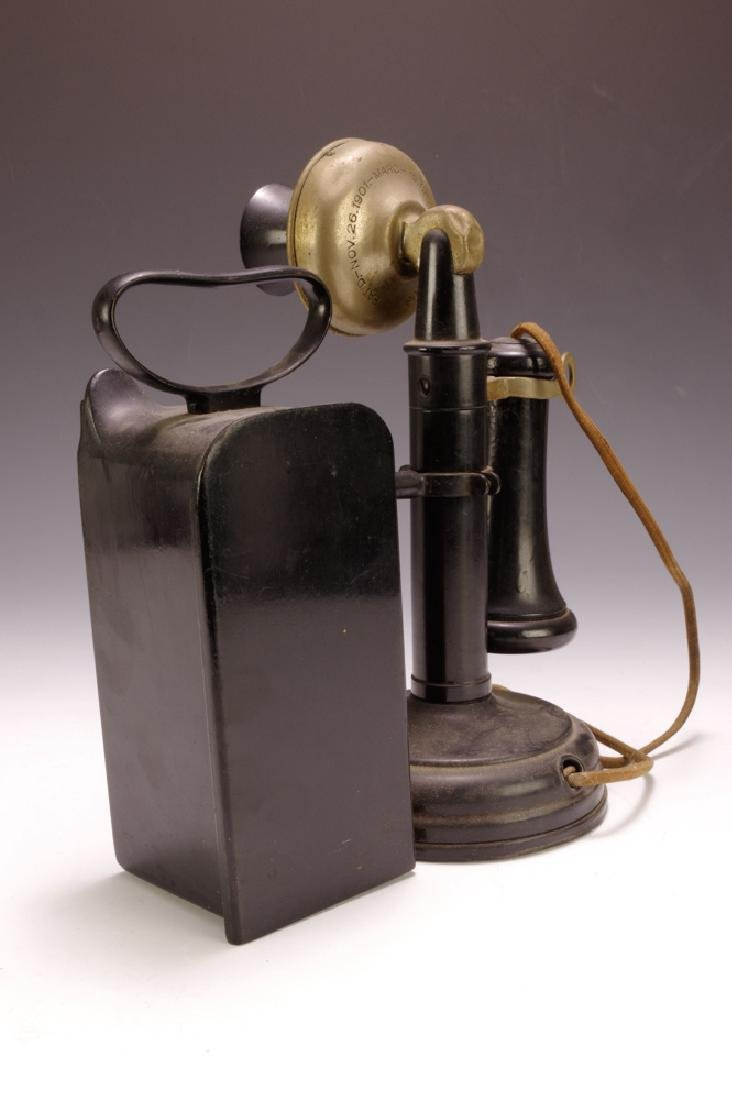 Candlestick Phone w/ Coin-box - 5