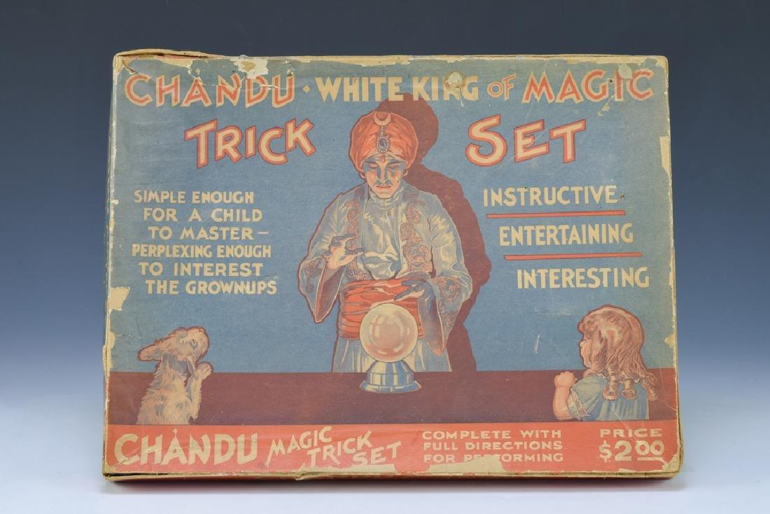 Boxed Chandu Magic Trick Set