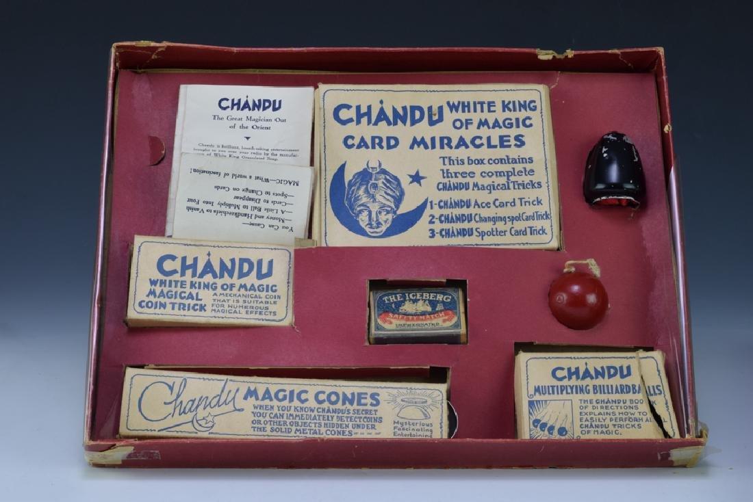 Boxed Chandu Magic Trick Set - 2