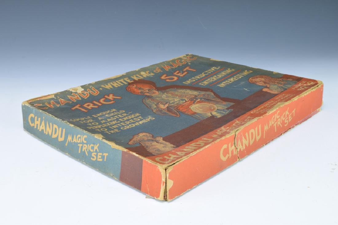 Boxed Chandu Magic Trick Set - 3