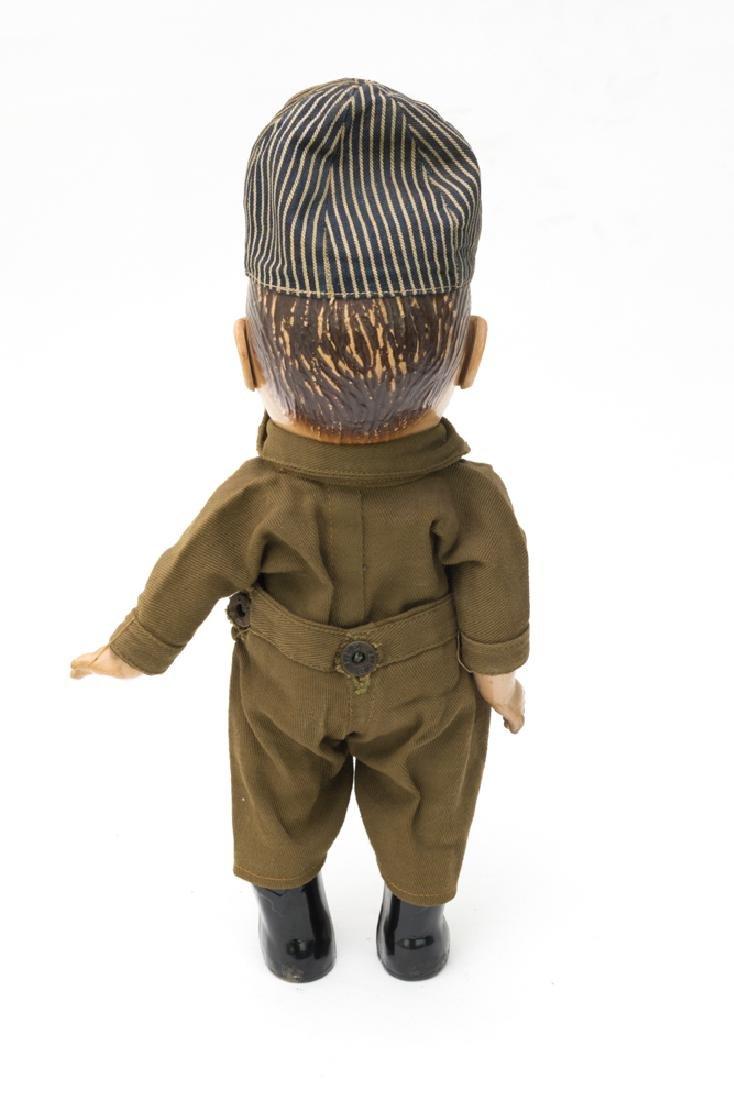 Plastic Buddy Lee Doll w/ Jumpsuit - 2