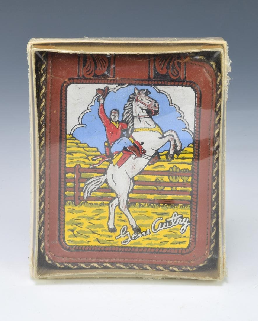 Gene Autry Wallet in Original Box