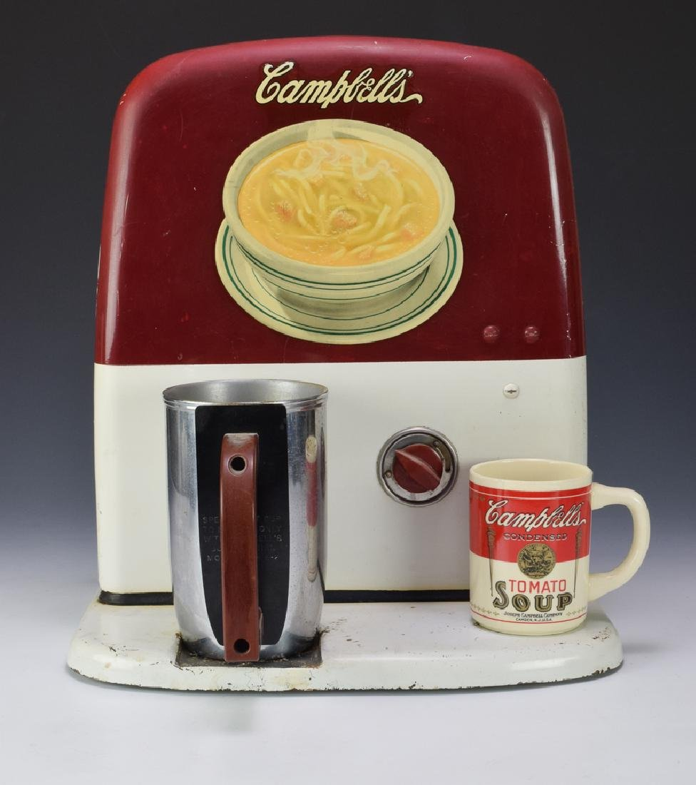 Campbell Soup Countertop Warmer
