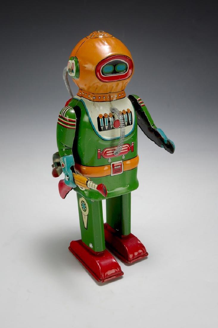 Rare Interplanetary Explorer Robot by Naito Shoten