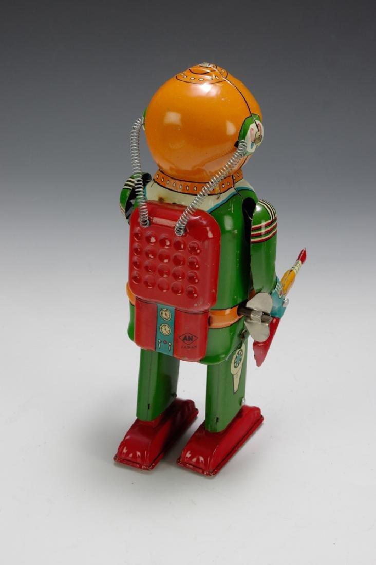 Rare Interplanetary Explorer Robot by Naito Shoten - 2