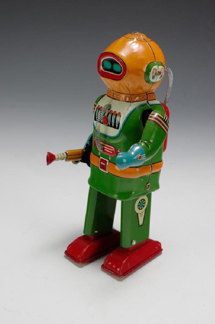 Rare Interplanetary Explorer Robot by Naito Shoten - 4