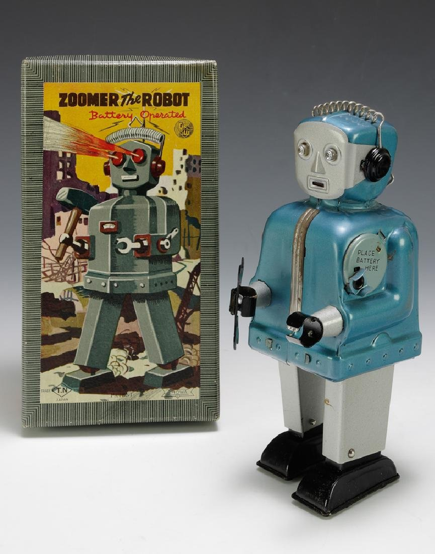 Boxed Zoomer Robot by Nomura