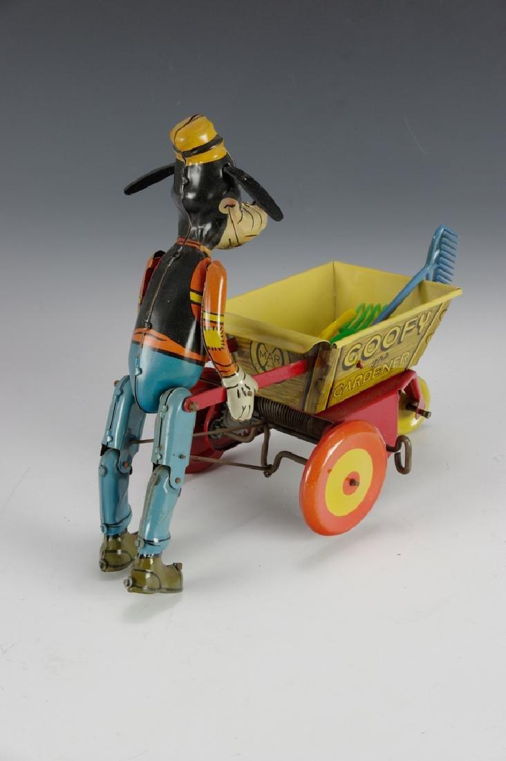 Goofy the Gardener w/ Original Box, Marx - 2