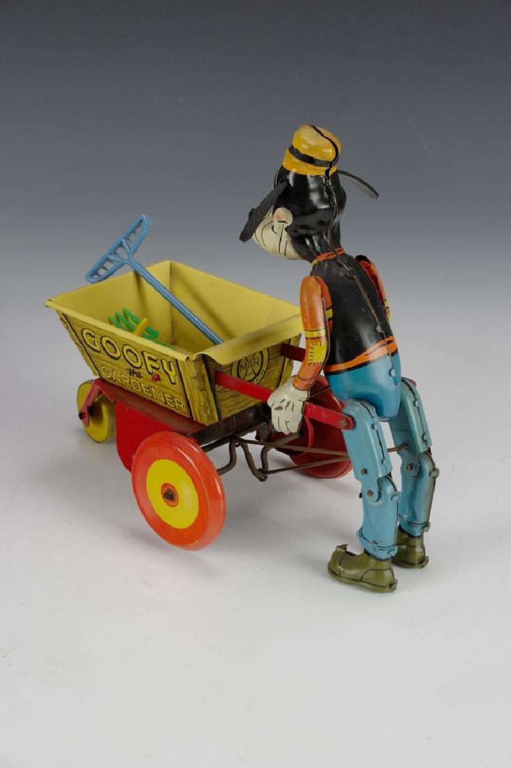 Goofy the Gardener w/ Original Box, Marx - 3