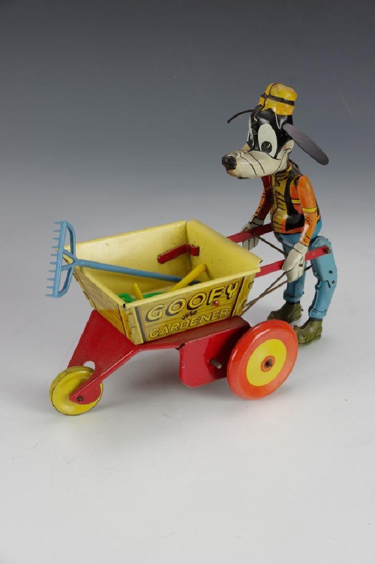Goofy the Gardener w/ Original Box, Marx - 4
