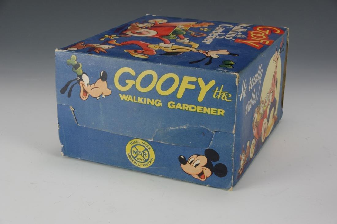 Goofy the Gardener w/ Original Box, Marx - 5