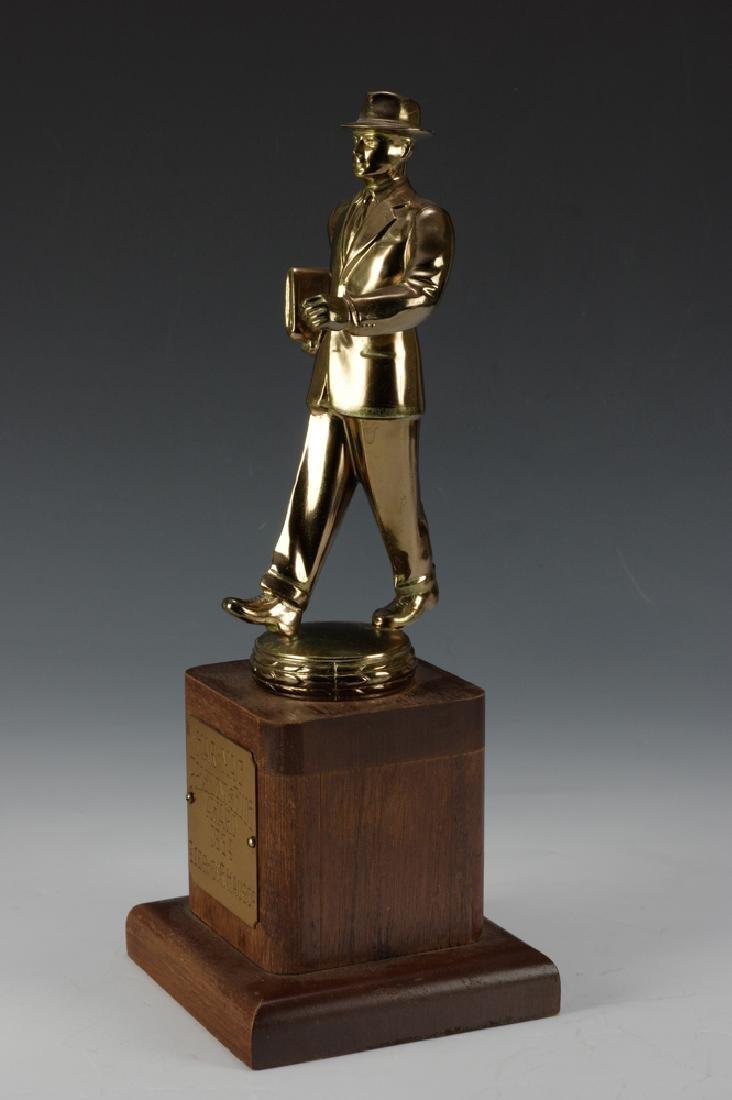 Har-Mac President's Club Salesman Trophy, 1954 - 2
