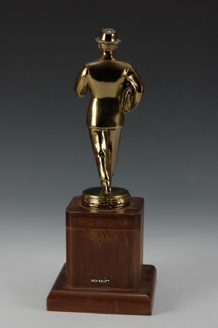 Har-Mac President's Club Salesman Trophy, 1954 - 3