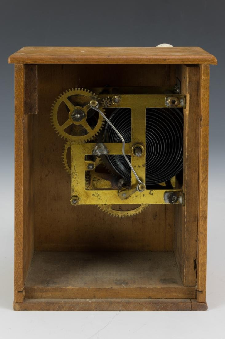 A Clockwork Ives, Hotchkiss Mechanical Acrobat Toy - 3