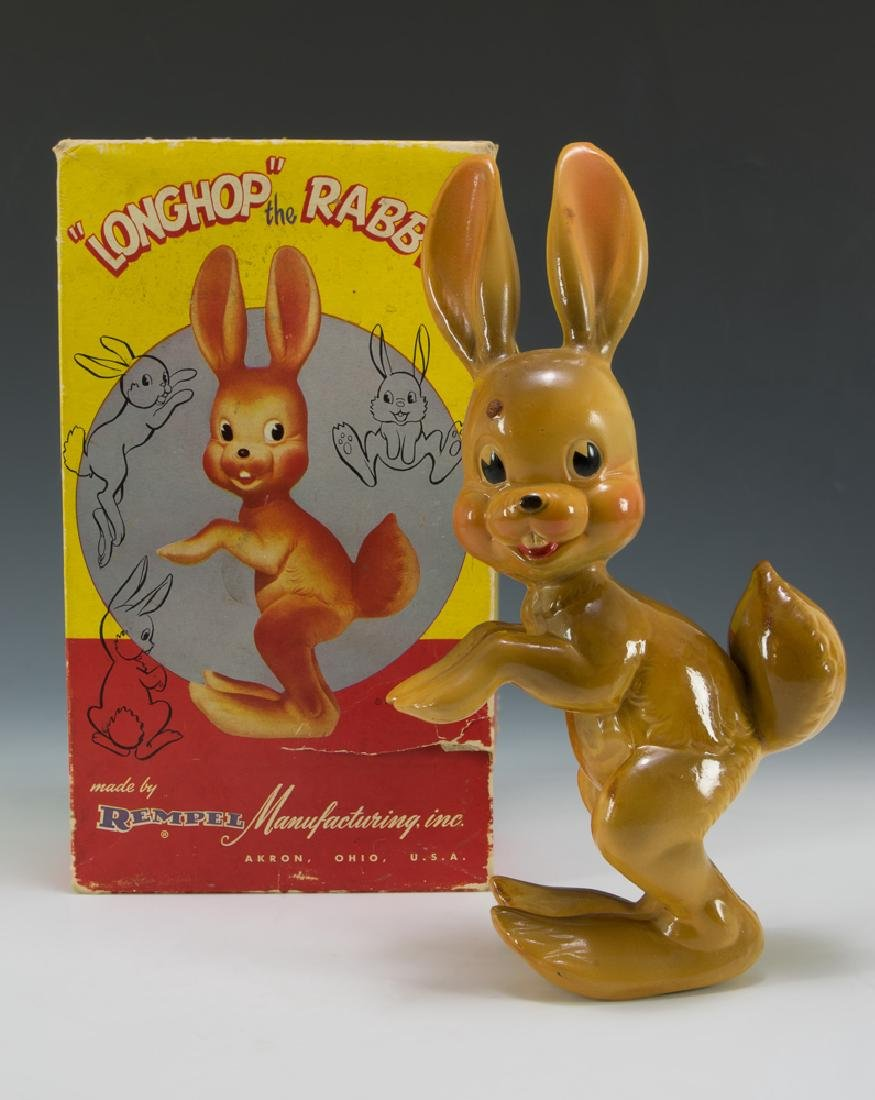 "Boxed Rempel ""Longhop' the Rabbit"