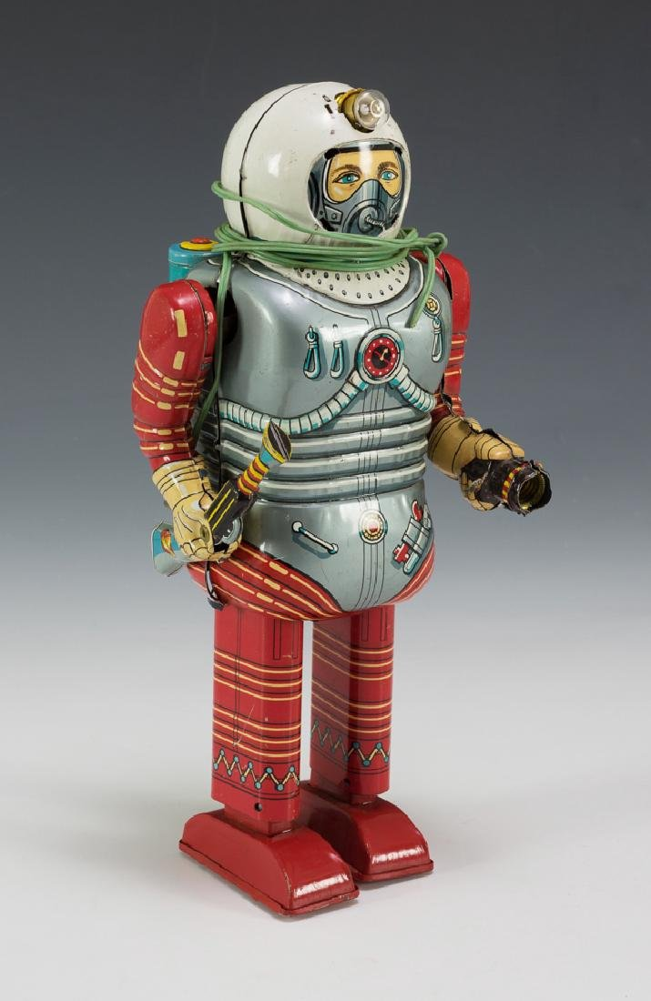 Battery Operated Nomura Spaceman